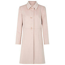 Buy Kaliko Princess Coat, Light Pink Online at johnlewis.com