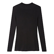 Buy Gérard Darel Maxine Jumper, Black Online at johnlewis.com