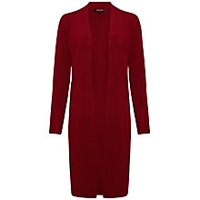 Buy Jaeger Merino Wool Long Line Cardigan Online at johnlewis.com