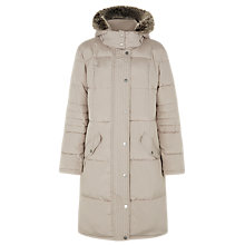Buy Kaliko Fur Collar Coat Online at johnlewis.com