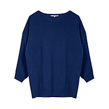 Buy Gérard Darel Margot Jumper, Blue Online at johnlewis.com