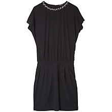 Buy Gérard Darel Raymonde Dress, Black Online at johnlewis.com