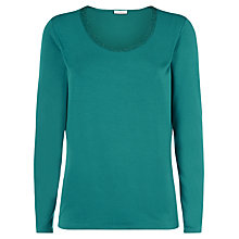 Buy Windsmoor Embellished Top, Teal Online at johnlewis.com