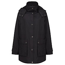 Buy Four Seasons Performance Jacket, Black Online at johnlewis.com