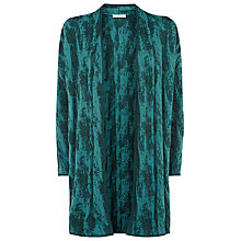 Buy Windsmoor Longline Cardigan, Teal Online at johnlewis.com