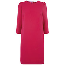 Buy Fenn Wright Manson Corine A-line Dress, Blood Orange Online at johnlewis.com