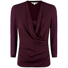 Buy Fenn Wright Manson Ivy Top, Beetroot Online at johnlewis.com