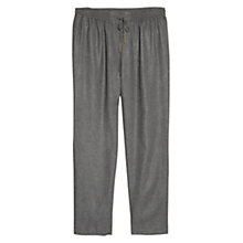 Buy Violeta by Mango Jogging Trousers, Medium Grey Online at johnlewis.com