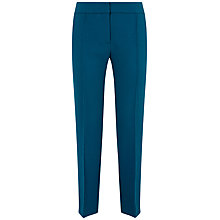 Buy Fenn Wright Manson Katie Trousers, Teal Online at johnlewis.com