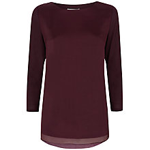 Buy Fenn Wright Manson Kimberlee Top, Wine Online at johnlewis.com