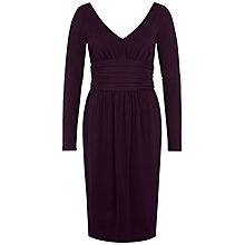 Buy Fenn Wright Manson Zoe Dress, Beetroot Online at johnlewis.com