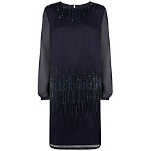 Buy Fenn Wright Manson Dawn Dress, Navy Online at johnlewis.com