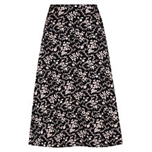 Buy Hobbs Viola Skirt, Pink Black Online at johnlewis.com
