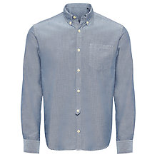 Buy Jaeger Vintage Washed Oxford Shirt Online at johnlewis.com
