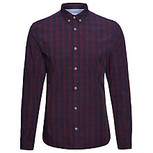 Buy Jaeger Glen Check Shirt Online at johnlewis.com