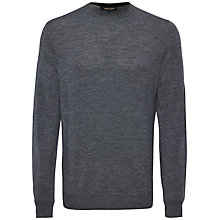 Buy Jaeger Gostwyck Merino Crew Neck Jumper Online at johnlewis.com