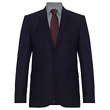 Buy Jaeger Wool Flannel Modern Suit Jacket Online at johnlewis.com