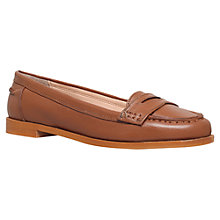 Buy Miss KG Nora Flat Leather Loafers Online at johnlewis.com