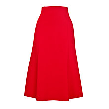 Buy Winser Miracle Flared Skirt, Hollywood Red Online at johnlewis.com