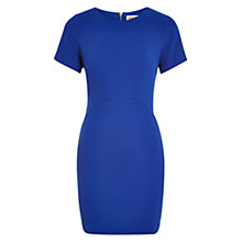 Buy Louche Becky Dress, Blue Online at johnlewis.com