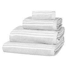 Buy John Lewis Country Stripe Towels Online at johnlewis.com