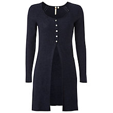 Buy White Stuff Chirpy Cardigan,  Navy Online at johnlewis.com