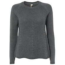 Buy White Stuff Racing Box Knitted Jumper, Tractor Online at johnlewis.com