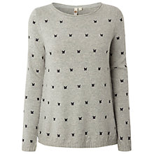 Buy White Stuff Winter Hymn Jumper, Barnstone Online at johnlewis.com