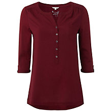 Buy White Stuff Display Shirt, Plum Brand Online at johnlewis.com