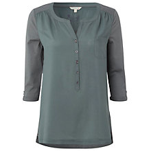 Buy White Stuff Display Long Sleeve Tunic, Tractor Online at johnlewis.com