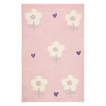 Buy little home at John Lewis Enchanted Garden Rug Online at johnlewis.com