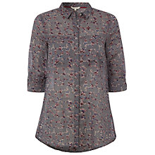 Buy White Stuff Gathering Long Sleeve Shirt, Tractor Online at johnlewis.com
