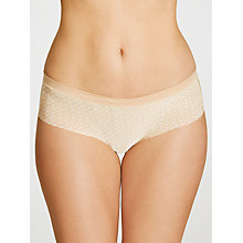 Buy DKNY Fusion Hipster Briefs, Ivory Dot / Skinny Dip Online at johnlewis.com