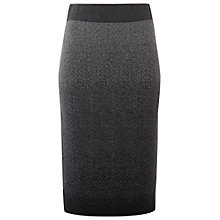 Buy White Stuff Ontario Skirt, Grey Online at johnlewis.com