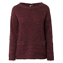 Buy White Stuff Roman Jumper, Smoked Berry Online at johnlewis.com