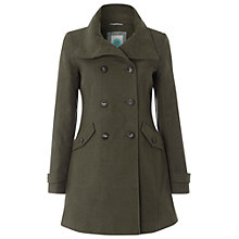 Buy White Stuff Roman Road Moleskin Coat Online at johnlewis.com