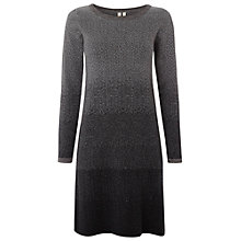 Buy White Stuff Speckled Dress, Grey Salt Online at johnlewis.com