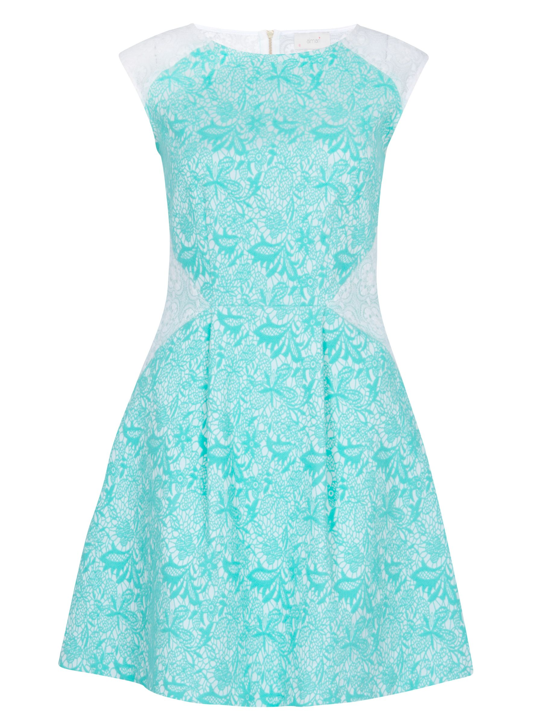 almari lace panel dress mint, almari, lace, panel, dress, mint, 12|14|10|8, clearance, womenswear offers, womens dresses offers, new years party offers, women, inactive womenswear, new reductions, womens dresses, buy now save for spring, special offers, 1735763