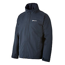 Buy Berghaus Men's RG  Alpha 3-in-1 Waterproof Jacket, Navy Online at johnlewis.com