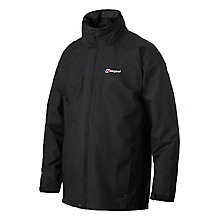 Buy Berghaus Gamma 3-in-1 Jacket, Black Online at johnlewis.com