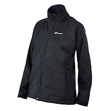 Buy Berghaus Women's Calisto Alpha 3-in-1 Waterproof Jacket, Black Online at johnlewis.com