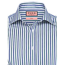 Buy Thomas Pink Seneca Stripe XL Sleeve Shirt Online at johnlewis.com
