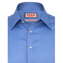 Buy Thomas Pink Corr Plain Shirt Online at johnlewis.com