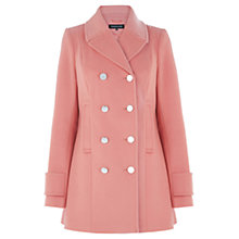 Buy Warehouse Double Breasted Pea Coat Online at johnlewis.com