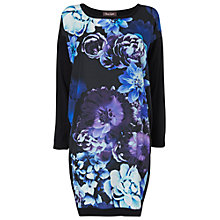Buy Phase Eight Mona Print Knit Tunic, Multi Online at johnlewis.com