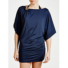 Buy MICHAEL Michael Kors Logo Solids Cover Up Online at johnlewis.com