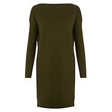Buy Hobbs Suki Dress, Sage Green Online at johnlewis.com