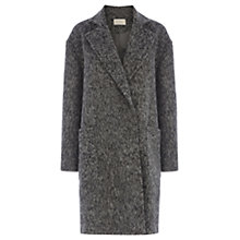 Buy Wishbone Aubrey Coat, Mid Grey Online at johnlewis.com