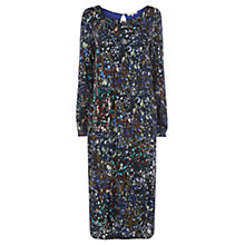 Buy Wishbone Francesca Print Dress, Multi Online at johnlewis.com