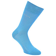 Buy BOSS George Plain Socks Online at johnlewis.com